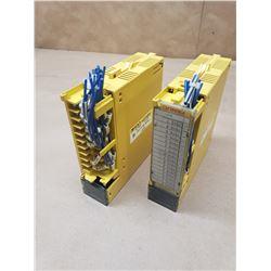 (2) Fanuc A03B-0819-C154 Output Modules