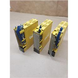 (3) Fanuc A03B-0819-C154 Output Modules