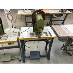 SHIU-HUNG-FAI MACHINE SHOP S-36 INDUSTRIAL SNAP PRESS