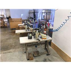 YAMATO FD-62-12MR INDUSTRIAL FLAT LOCK SEWING MACHINE