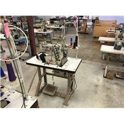 BROTHER FD3-B257-011-8 INDUSTRIAL CUFF SEWING MACHINE