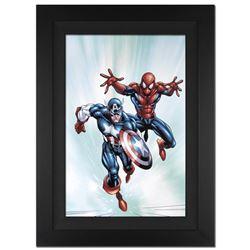 Marvel Age Team Up #2 by Stan Lee - Marvel Comics