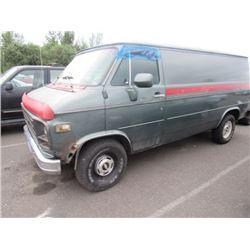 1982 Chevrolet G20 Van