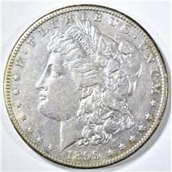 1899-S MORGAN DOLLAR AU/BU