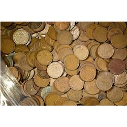 2000 MIXED DATE LINCOLN WHEAT CENTS: