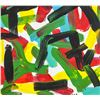 Image 4 : Fernand Leduc Canadian Abstract Oil on Canvas