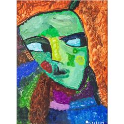Alexej von Jawlensky Russian Abstract Oil Canvas