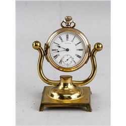 1896 American Waltham Pocket Watch Special Edition