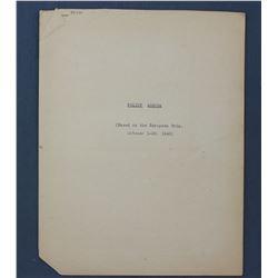 "1946 Official Postwar ""Policy Agenda"" Outlining the Future of Postwar Europe"