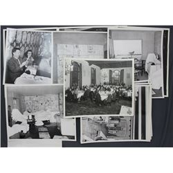 Lot of Press Photographs From Estate of Paul C. Smith, Chief Editor of the San Francisco Chronicle