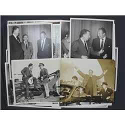 Lot of Press Photographs From Estate of Paul C. Smith, President of Crowell-Collier Publishing Co.
