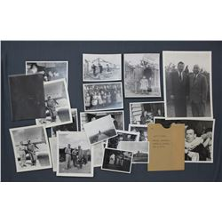 Lot of Personal Photographs From Estate of Paul C. Smith, Chief Editor the San Francisco Chronicle