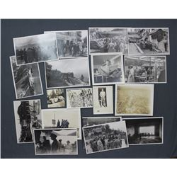 Lot of Personal and Press Photographs From Estate of Paul C. Smith, WWII-related and Other