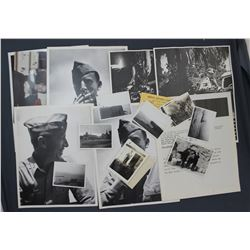 Lot of Press and Personal Photographs From Estate of Paul C. Smith, Mostly Portraits etc.