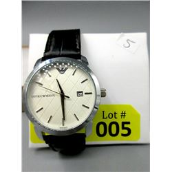 Brand New Emporio Armani Watch with Date