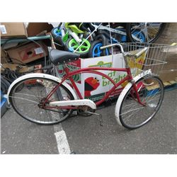 1960's English Pedal Bicycle