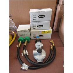 7 New Propane/Gas Regulators & More