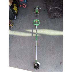 Green Machine Gas Powered Weed Trimmer