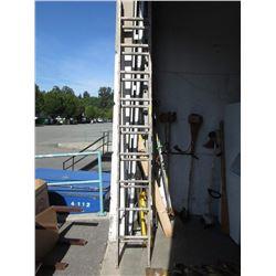 18 Foot Aluminum Extension Ladder