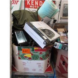 Skids of Assorted Store Return Merchandise