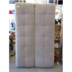 Top Part of a Convertible Sofa Bed - Store Return