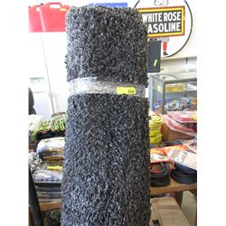 Charcoal Shag Area Carpet