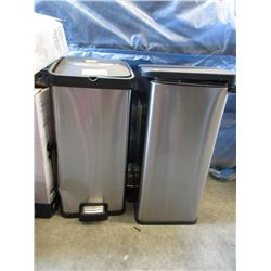 2 Store Return Trash Cans