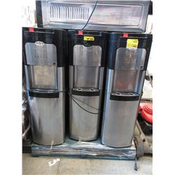 3 Bottom Mount Water Coolers - Store Returns