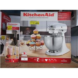 KitchenAid Stand Mixer & Hand Blender