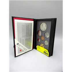 1990 Canadian Double Dollar Coin Set