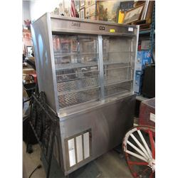 Commercial Stainless Steel Cooler Cabinet