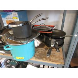 10+ Pieces of Cookware - Store Returns