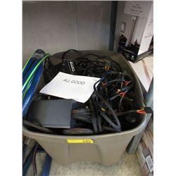 Tote of Computer Power Supplies