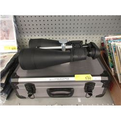Large 25 125X80 Zoom Binoculars with Case