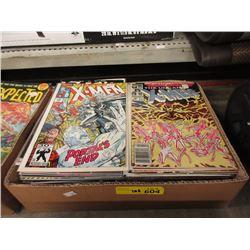 Approximately 100 Comics