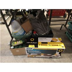 House Plant, Insect Spray, Sewer Hose & More
