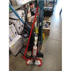 2 Vacuums & 2 Mops - Store Returns
