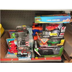 12+ Assorted Toys - Store Returns