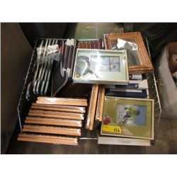 New Picture Frames, Framed Mirrors & More