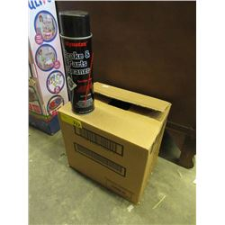 New Case of 12 Brake & Parts Cleaner