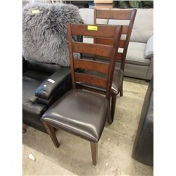2 Dining Chairs - Store Returns