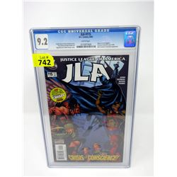 """Graded 2005 """"JLA  #115"""" DC Comic - Justice League"""