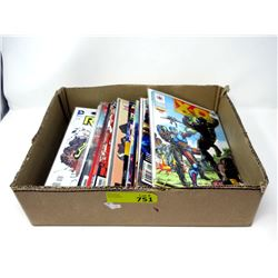 50 All #1 Assorted Collector Comic Books