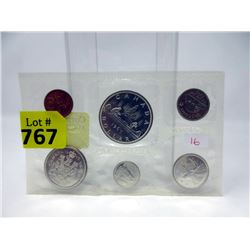 1965 Canadian Uncirculated Proof-Like Coin Set