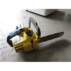 McCulloch Chain Saw - Mac 110