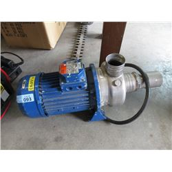 4 HP Heavy Duty Pump