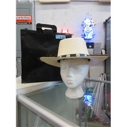 Brody Bros. Formosa Panama Hat - Size 7-3/8
