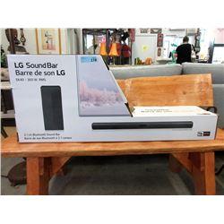 New LG SK4D 300 W RMS 2.1 Channel Soundbar