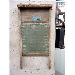 Vintage Wash Board