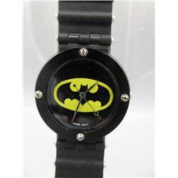Licensed DC Comic1989 Collectors Batman Watch
